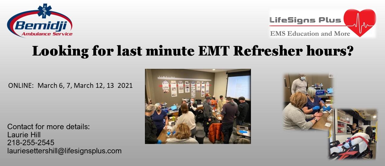 LSP EMT refresher spring 2021 large