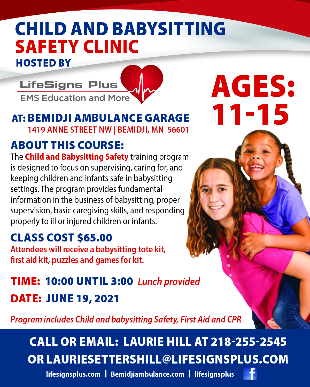 33911 LifeSignPlus Child and Babysitting Safety copy